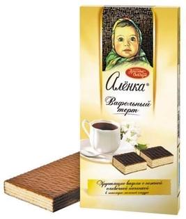 Picture of Cake Alenka waffle 250g