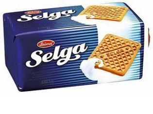 Изображение Selga со Bкусом Cгущенного Mолока180g