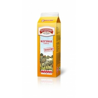 "Picture of Kefir ""Zemaitijos"" 2,5%  900ml"
