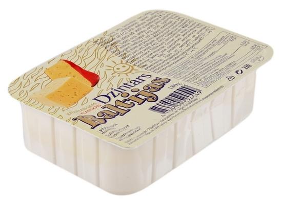 """Picture of Cheese Dzintars Baltijas Classic """"Klasiskais"""" 180g"""