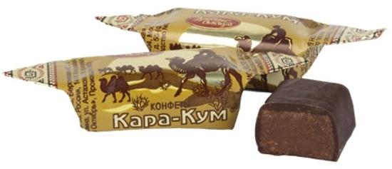 Picture of Chocolate Sweets Kara-Kum 250g
