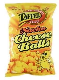 Изображение Сырные шарики, Taffel 60g