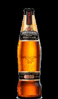 """Изображение Пиво """"Svyturys Extra"""" 5.2% Alc. 0.5L"""