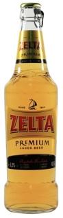 "Изображение Пиво ""Aldaris Zelta Premium Lager"" 5.2% Alc. 0.5L"