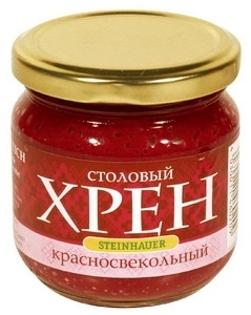"""Picture of Horseradish """"Krasno-Svekolniy"""", 200g"""