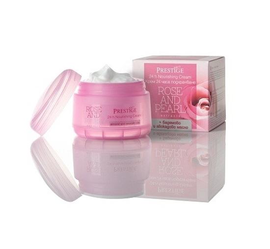 Picture of Prestige Rose and Pearl Nourishing Cream  50 ml