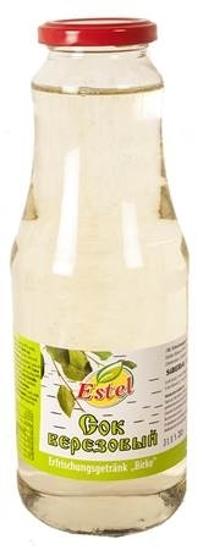 Picture of Estel Silver Birch Tree Juice 1l