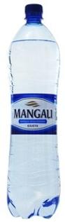 """Изображение Минеральная вода """"Mangali"""" газированая 1.5L"""