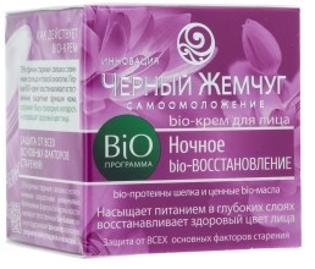 Picture of BIO Face Cream Night Recovery Anti-Aging Factors,50 Ml