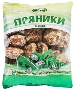 """Изображение Пряники """"Мятные"""" 400g"""