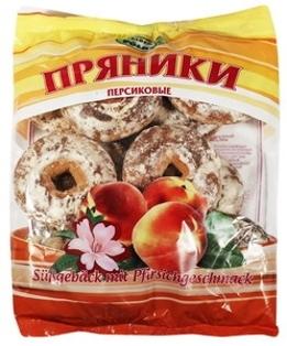 """Изображение Пряники """"Персиковые"""" 400g"""
