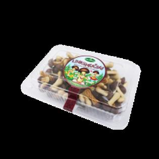 Изображение Печенье Веселые грибочки в шоколаде 250г