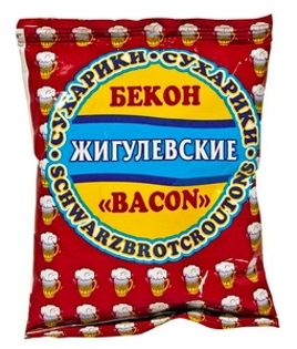 "Picture of  Crust, Dried ""Zigulevskie"" Bacon Flavour 50g"