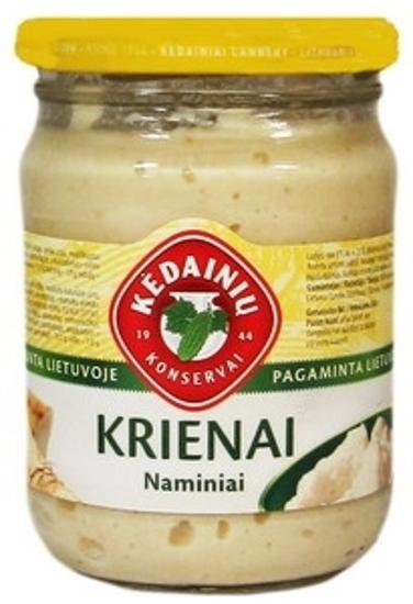 "Picture of Horseradish ""Krienai"", KKF  250g"