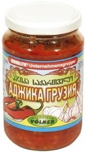 """Picture of Sauce, Adzhika """"Gruziya"""", 360g"""