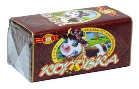 """Picture of Biscuits """"Korovka Shokoladnaya"""" 180g"""
