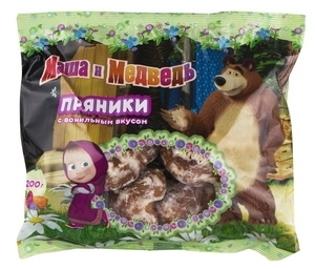 """Изображение Пряники """"Маша и Медведь"""" 200g"""