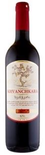 "Picture of Wine Red Semi-Sweet ""Khvanchkara"", Mimino 11.5% Alc. 0.75L"