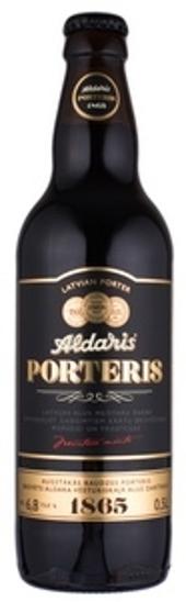 "Picture of Beer ""Aldaris Porteris"" 6.8% Alc. 0.5L"