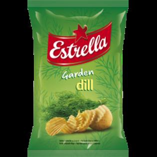 Picture of Estrella Dill Flavour Crisps 75g