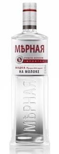 "Picture of Vodka ""Mernaya Na Moloke"" 40% Alc. 0.7L"