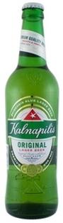 """Изображение Пиво """"Kalnapilis Original"""" 5.0% Alc. 0.5L"""