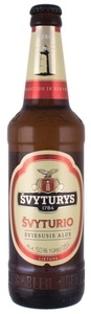 """Изображение Пиво """"Svyturys Svyturio"""" 5% Alc. 0.5L"""