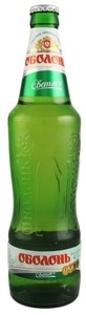 Изображение Пиво Оболонь светлое 4.5% Alc. 0.5L