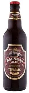 """Изображение Пиво темное """"Bauskas"""" 5.5% Alc. 0.5L"""
