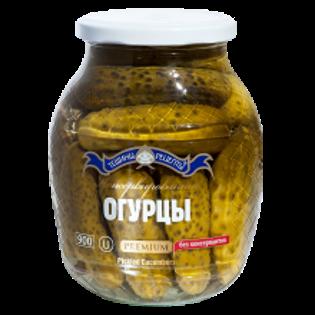 Picture of Premium Pickled Cucumbers 900ml