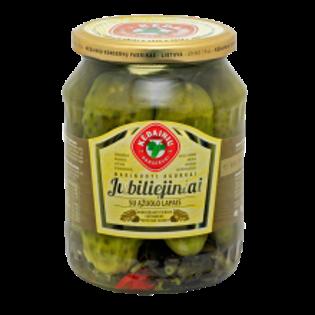 Picture of Kedainiu Konservai Jubilee Pickled Cucumbers 660g