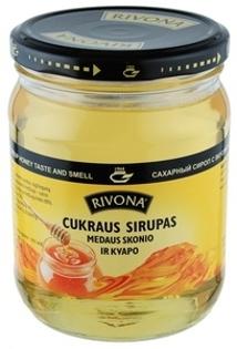 "Picture of Honey Artificial ""Cukraus Sirupas"", Rivona 700g"