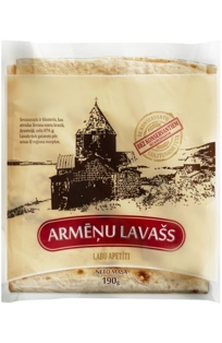 Picture of Armenian lavash 190g