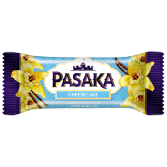 Picture of Pasaka Glazed Curd Cheese Bar with Vanilla 40g
