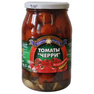 Picture of Teshchiny Recepty Cherry Tomatoes 900ml