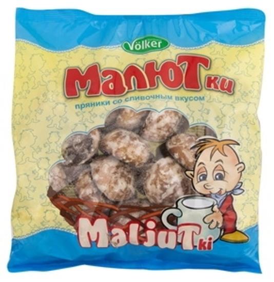 """Picture of Prianiki """"Malyutki"""" With Cream Flavour 400g"""