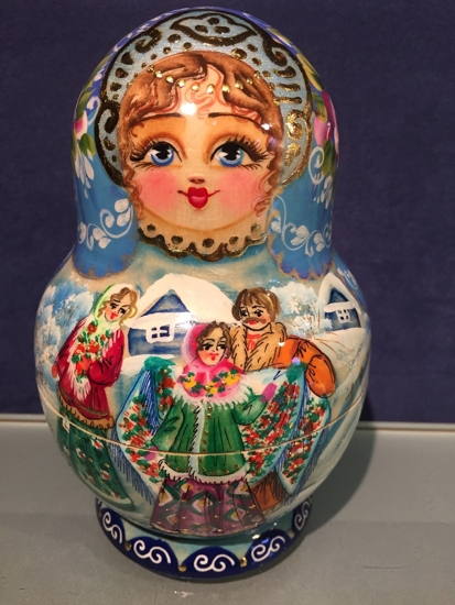 Picture of Matreshka 10 pcs in one