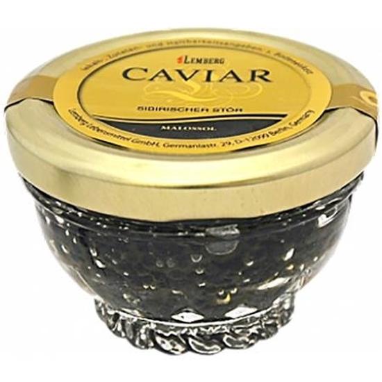 Picture of Caviar Black Siberian Sturgeon 50ml