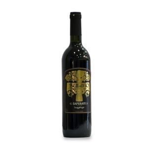 """Изображение Красное сухое вино """"Saperavi"""", Suliko 12.5% Alc. 0.75L"""