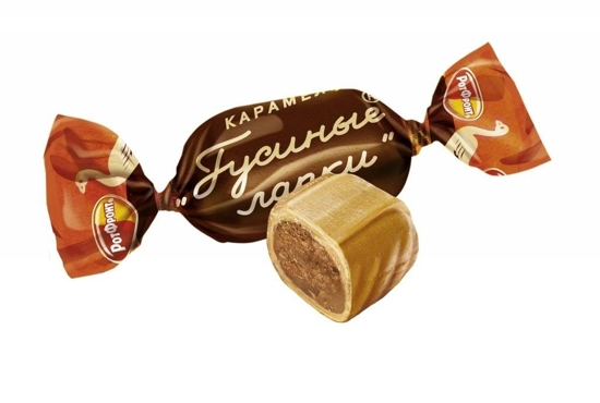 Picture of Candy Gusinye Lapki 250g