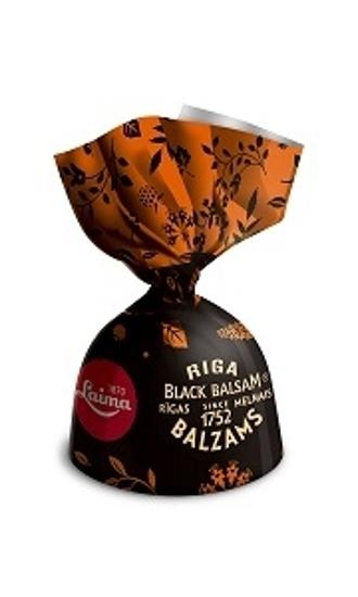 Picture of Laima Milk Chocolates with Riga Black Balsam Cream 200g