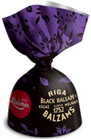 Picture of Laima Dark Chocolates with Riga Black Balsam Currant Cream Filling  200g