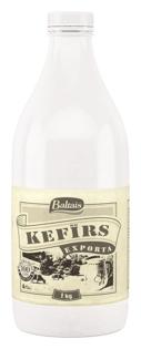 "Picture of Kefir ""Kefirs Exporta"", Baltais 3.8%- 4.3%  1kg"