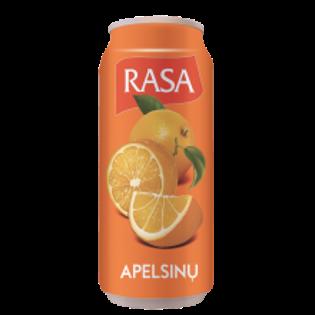 Изображение Апельсиновый Лимонад 500мл