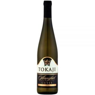 """Изображение Вино полусладкое белое """"Tokaji Aranyfurt Cuvee"""" 11% Alc. 0.75L"""