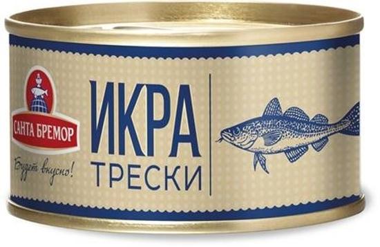 Picture of Cod Caviar  Delicatessen 130 g