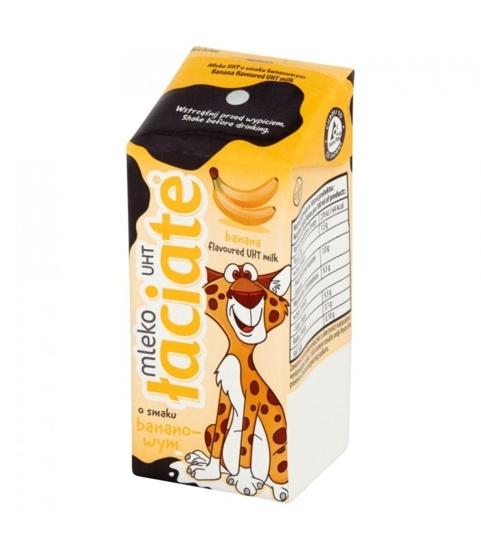 Picture of Mlekpol Laciate Milk Banana Flavour 200ml