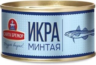 Picture of Caviar of Pollock Delicacy 130g