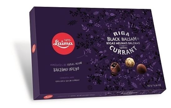 "Изображение  Конфеты ""Riga Black Currant Balsam"" 135g"