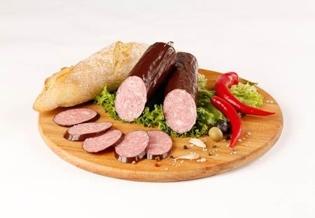 Picture of Kolbasprom Sausage Cervelat GOSTovsky ± 300g
